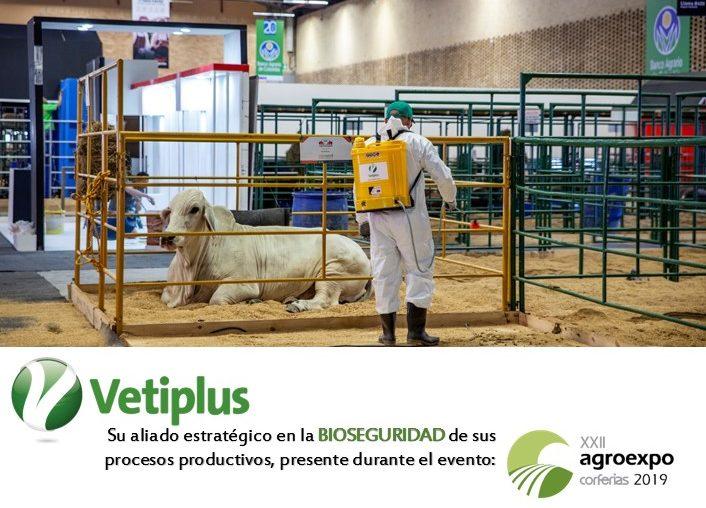 Encuéntranos en AGROEXPO 2019